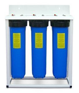 Bộ lọc nước tổng đầu nguồn 03 cấp lọc