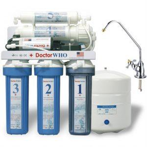 Máy lọc nước R.O 5 cấp tiêu chuẩn