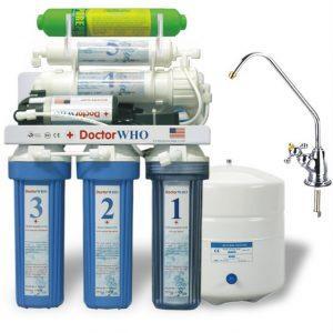 Máy lọc nước R.O 6 cấp tạo Kiềm Alkaline