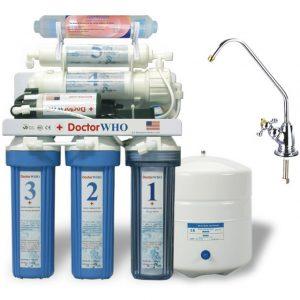 Máy lọc nước R.O 6 cấp hồng ngoại IR